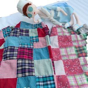 aerie Intimates & Sleepwear - 2-Pair Aeri Old Navy Patchwork Lounge Pants